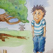 Childrens book illustration