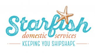 Starfish Cleaning Branding